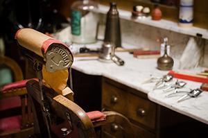 Gammal barberare