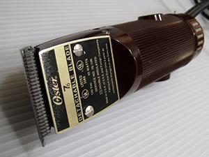 Den klassiska hårklipparen Oster 76